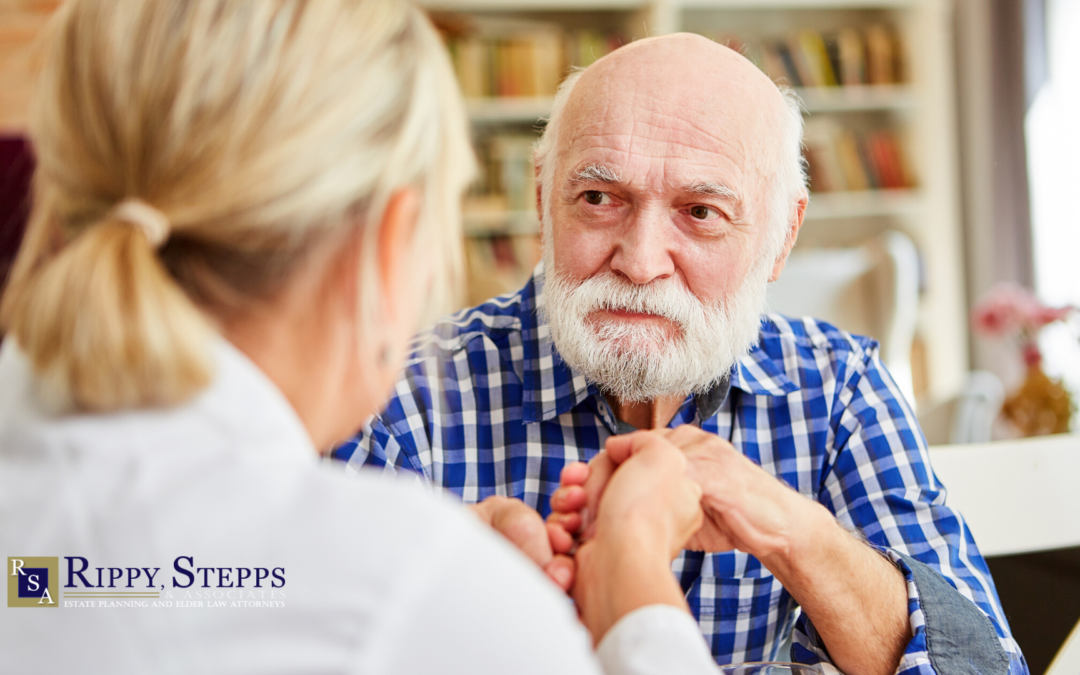 Tips for Approaching a Senior Loved One Who Is Exhibiting Signs of Alzheimer's Disease