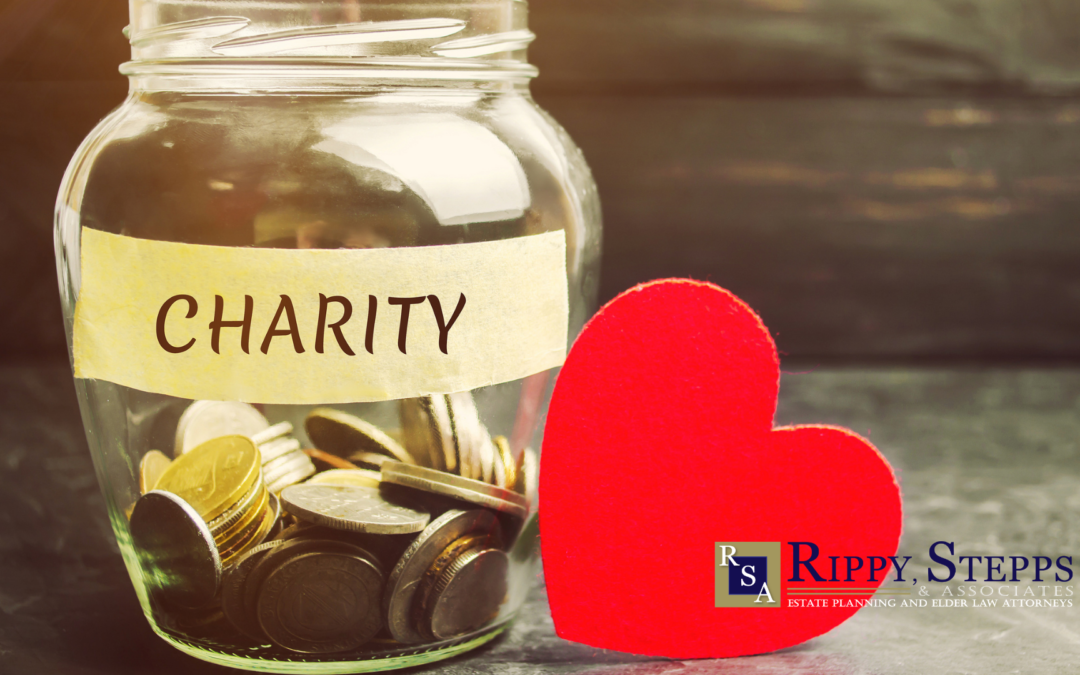 Here Is Why Leaving Money To A Charity Can Benefit Your Estate